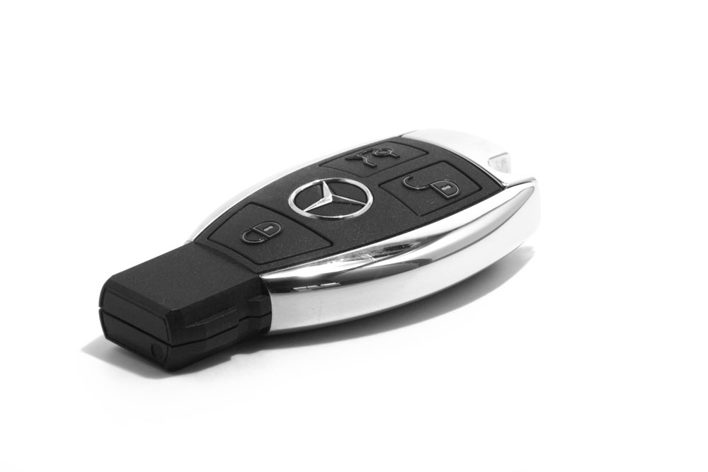 Mercedes Replacement Car Keys